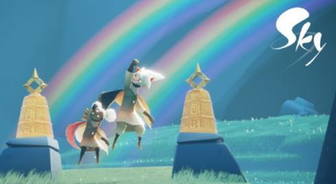 光遇彩虹斗篷怎么获得