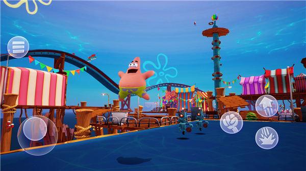 海绵宝宝比奇堡的冒险体验服