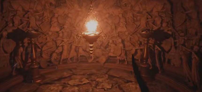 生化危机8地下室火堆解谜攻略