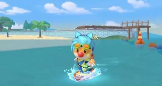摩尔庄园手游冲浪板怎么获得