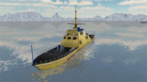 海军战舰竞争