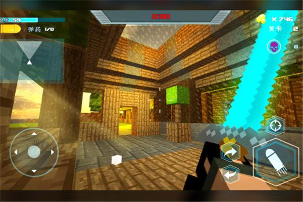 生存猎人电脑版战斗场景