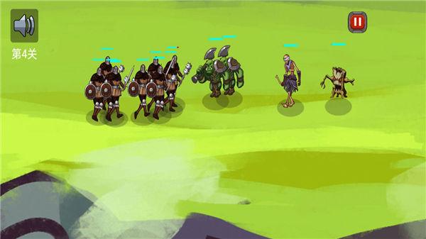模拟军团大作战