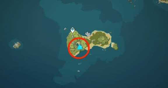 原神危危岛元素方碑解谜顺序一览