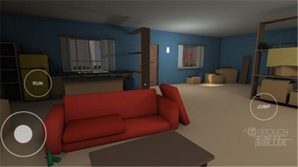 神经病模拟器手机版2房间场景