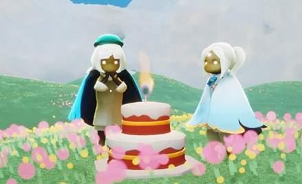 光遇生日庆典帽多少蜡烛