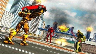 机器人战争英雄3D