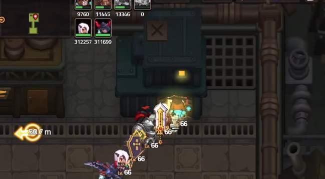坎公骑冠剑9-3全收集通关攻略