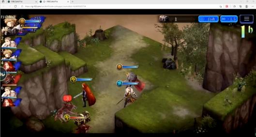 最终幻想勇气启示录幻影战争公测啦 无需配置、下载 一秒开玩