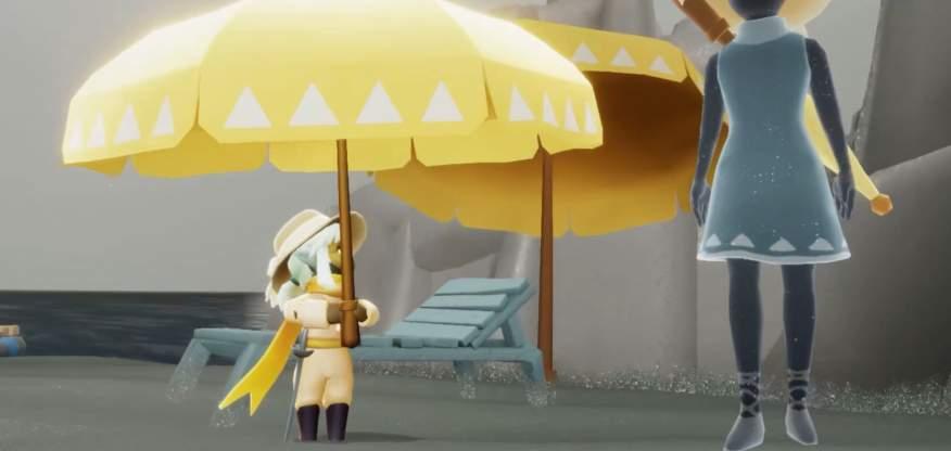 光遇夏日季遮阳伞兑换攻略