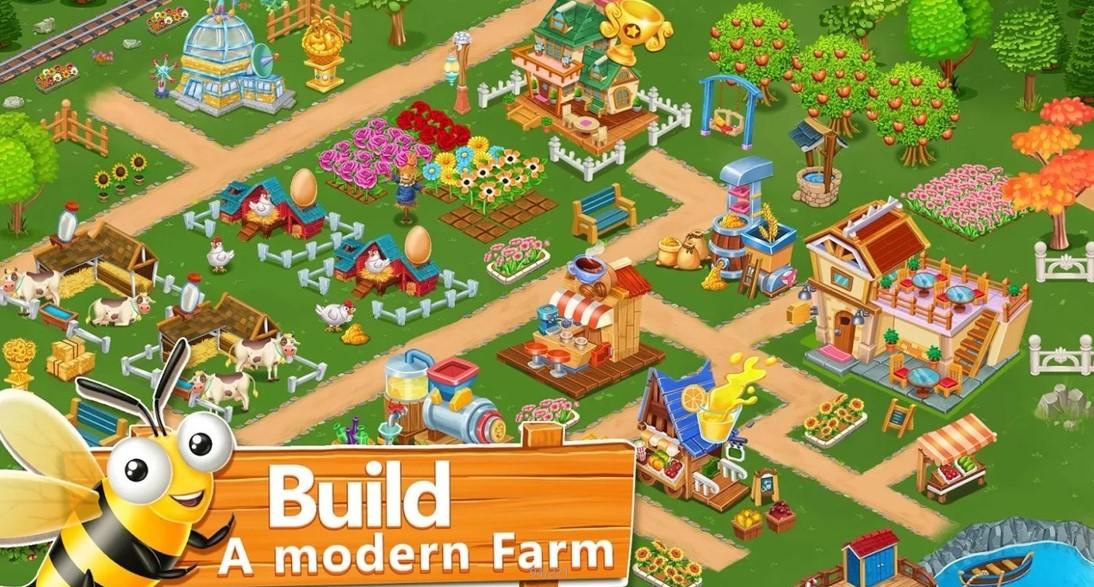 农场花园城市线下农场