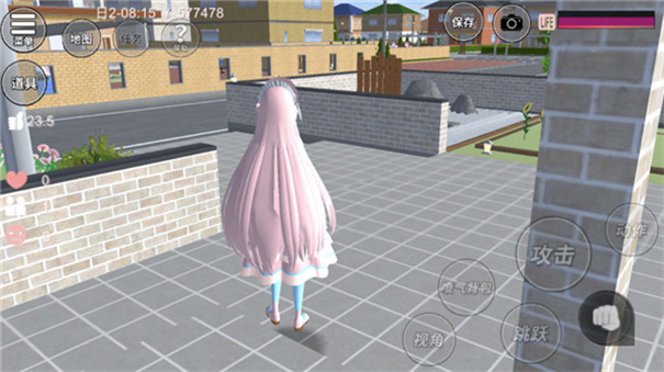 樱花校园模拟器宫殿版人物外观