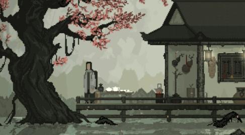 像素解谜游戏山海旅人确认将在9月13日发售