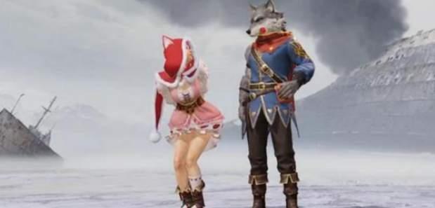 和平精英小红帽与大灰狼进入方法一览