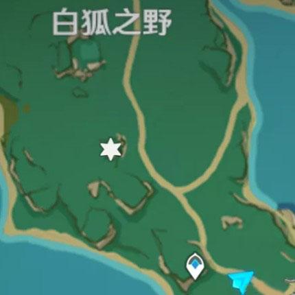 原神稻妻观景点位置分布