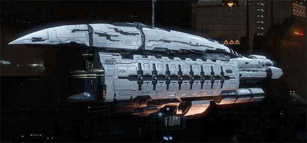 星战前夜无烬星河中文版飞船停泊场景