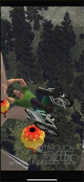 高空冲刺轮椅版游戏场景