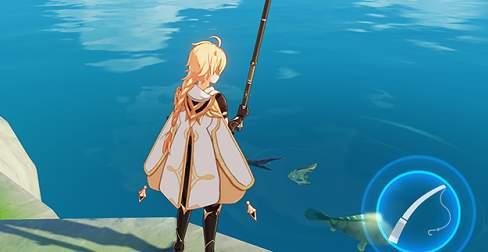 原神2.1钓鱼技巧攻略