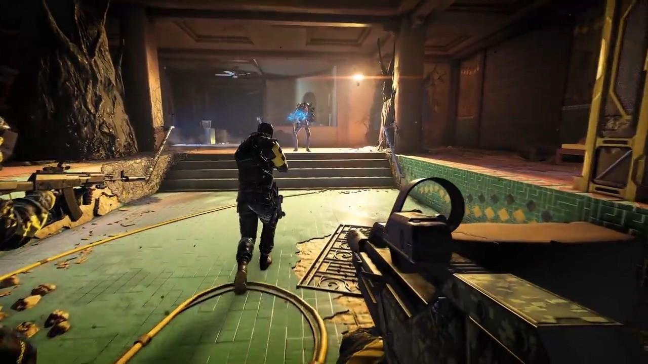 育碧公开彩虹六号异种玩法介绍视频