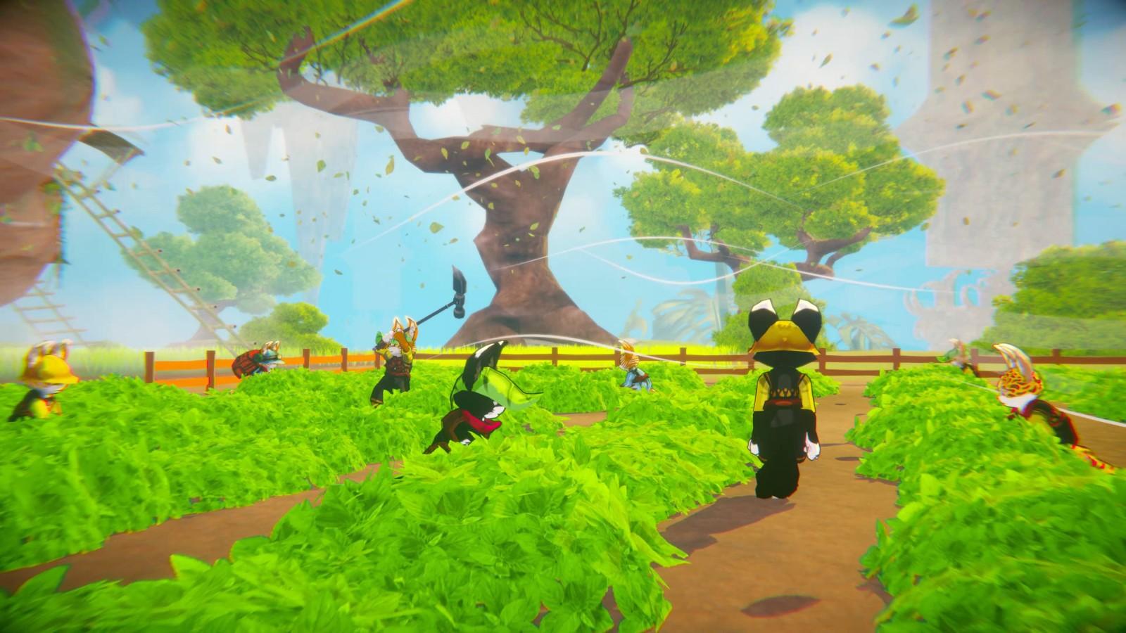 印尼高奇幻冒险游戏Project Buramato公布 2022年发售