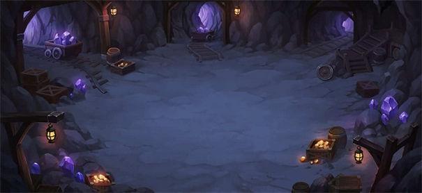 魔卡之耀战斗场景界面