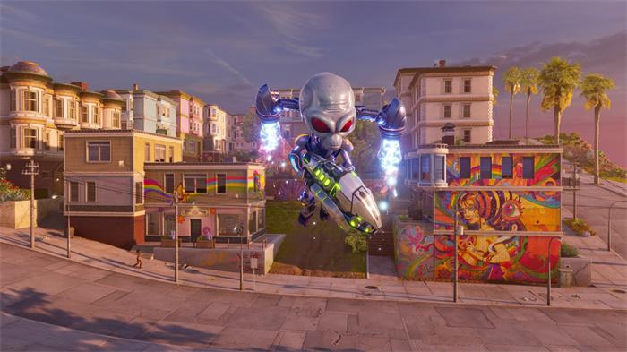 虚幻4引擎完全重制毁灭全人类2:重制版正式发布