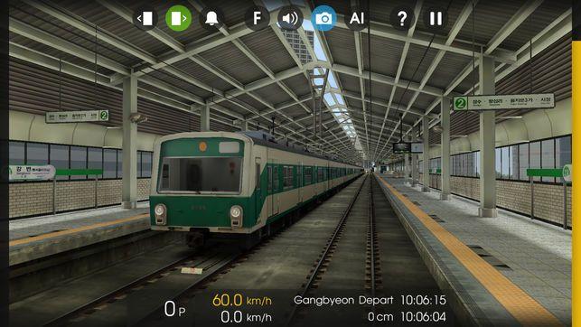 复兴号高铁模拟驾驶截图1