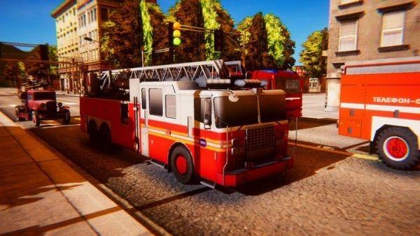 消防员模拟器截图3