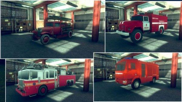 消防员模拟器截图5