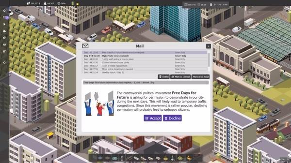 智能城市规划截图4