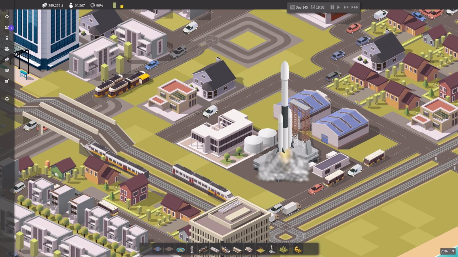 智能城市规划截图1