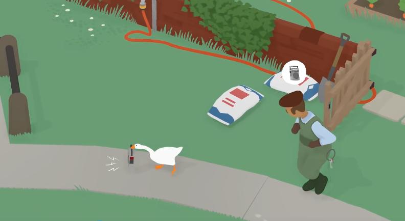 大鵝模擬器截圖3