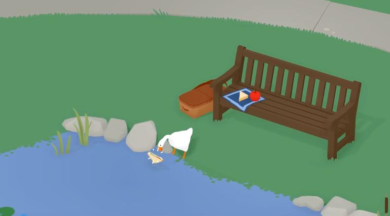 大鵝模擬器截圖2