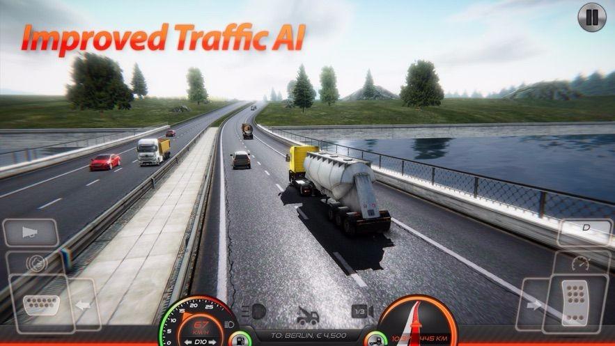 卡车模拟器:欧洲2截图2