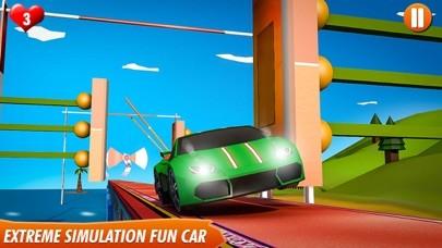 快樂趣味賽車截圖4