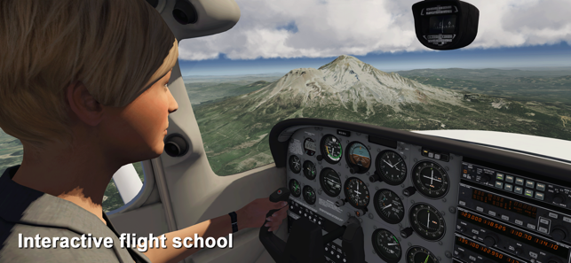 aerofly fs 2020截图4