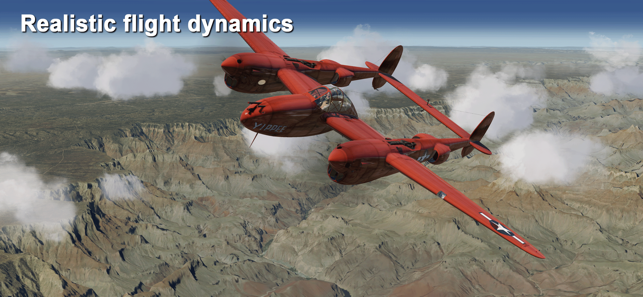 aerofly fs 2020截图1
