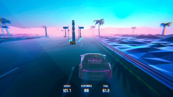 科幻公路赛车3D截图3