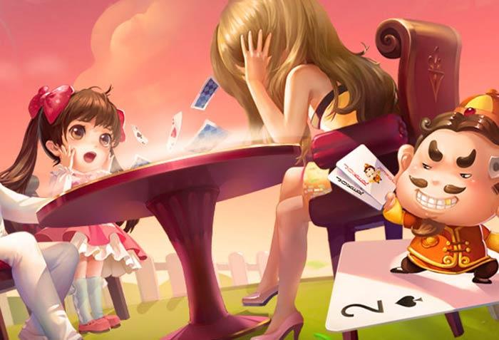 正规地方棋牌游戏