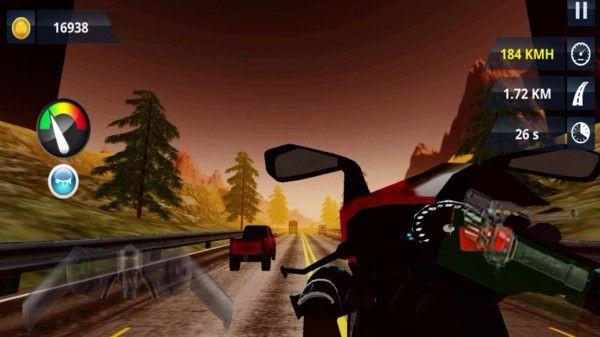 交通騎手模擬器截圖4
