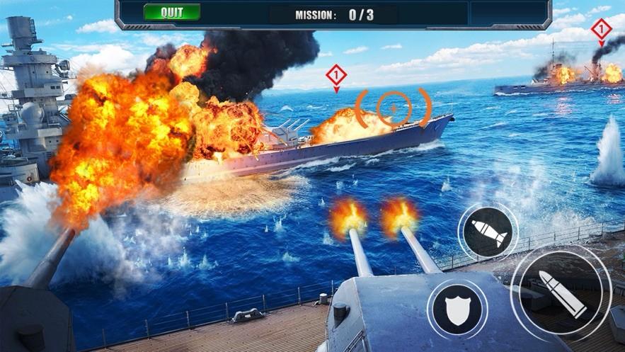 戰艦與使命截圖1