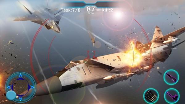 飛機太空戰截圖3