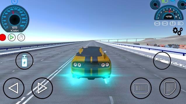 賽車模擬器截圖3