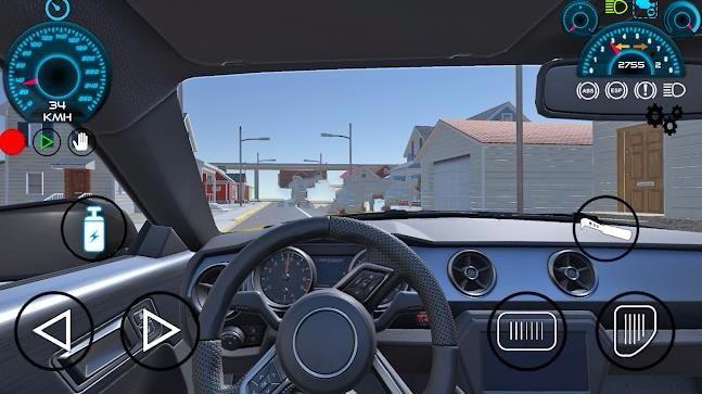 賽車模擬器截圖1