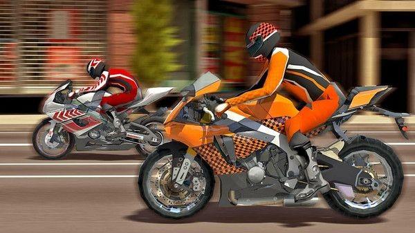 摩托车赛车手截图2