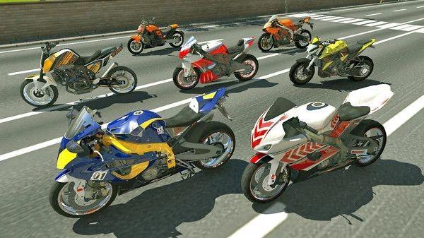 摩托车赛车手截图3