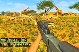 狩獵野生動物園:動物狩獵截圖3