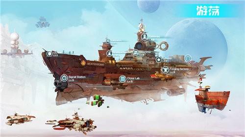 流浪地球之银河战舰截图4