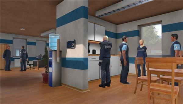 交通警察模擬截圖4