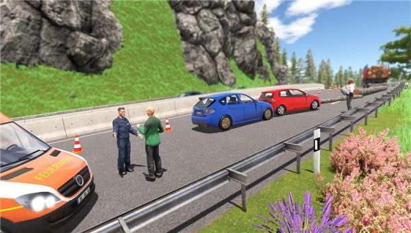 交通警察模擬截圖3